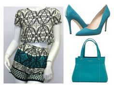 """""""Untitled #39"""" by malika-craft on Polyvore featuring SJP and Kate Spade"""