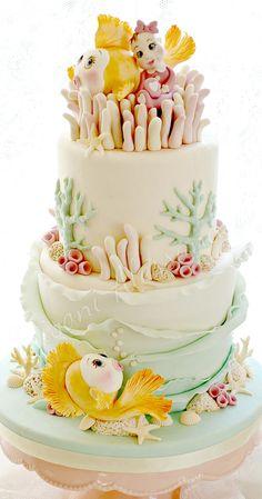 Baby Sea Cake