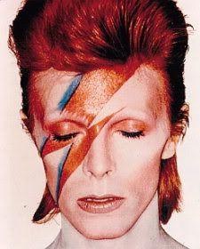 ziggy stardust. aka David Bowie~