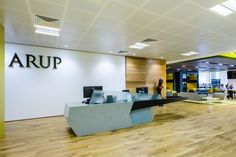Arup Office by TSK Group - Office Snapshots