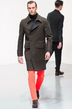 Men's coat - FashionFilmsNYC.com