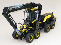 Lego Technic RC Ponsse Scorpion King Forester Lego Technic RC Ponsse Scorpion King Forester The Effective Pictures We Corvette Cabrio, Chevrolet Corvette, Lego Technic Sets, Plastic Model Kits, Plastic Models, Vw Passat, Bmw 327, Lego Truck, Lego Bulldozer