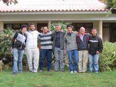 Bolivia: Taller en el Noviciado de Cochabamba