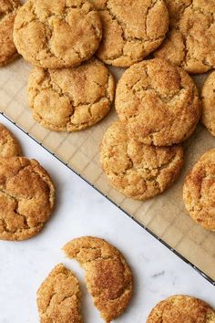 Healthy Vegan Dessert, Cookies Healthy, Cake Vegan, Vegan Dessert Recipes, Vegan Treats, Whole Food Recipes, Cookies Vegan, Vegan Sugar Cookie Recipe, Vegan Christmas Cookies