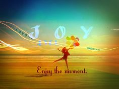 Enjoy the moment. Savor it! You deserve every ounce of it! ♥ Free2Luv