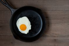 This is a skill every guy should know #ByAge30 - how to make amazing fried eggs. Here's an easy technique to get it right every time. @murphygoodewine #sp