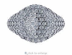 Pave Signet Pinky Laboratory Grown Lab Created Diamond Look Cubic Zirconia Ring in 14K White Gold.