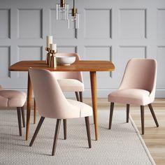 Geller Modern Dining Chair Blush - Project 62™ $99 Target
