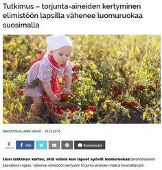 http://www.safkatutka.fi/2015/10/19/tutkimus-torjunta-aineiden-kertyminen-elimistoon-lapsilla-vahenee-luomuruokaa-suosimalla/