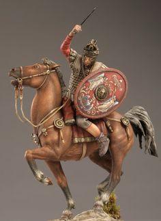 Офицер римской кавалерии. Декурион
