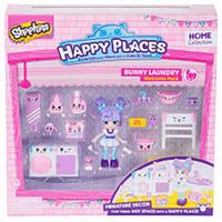 Happy Places Shopkins Welcome Pack Bunny Laundry