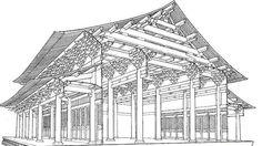 中国古建筑结构欣赏