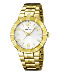 Ρολόι Festina Ladies Gold F16713-1