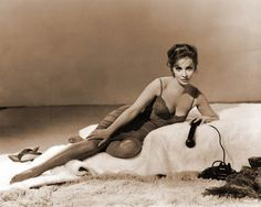 """""""A woman at 20 is like ice, at 30 she is warm, and at 40 she is hot.""""  -Gina Lollobrigida"""
