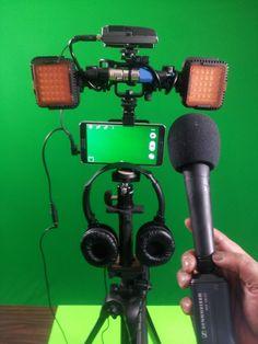 UniGrip Pro Universal Smartphone Tripod 1/4 - 20 Metal Mount Bracket Stand Holder Adapter Made In USA www.UniGripPro.com