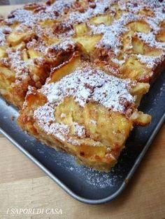 Pudding Recipes, Cake Recipes, Dessert Recipes, Best Italian Recipes, Italian Desserts, Lemon Drop Cookies, Vegan Cake, Quiches, Dessert Bars