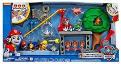 Paw Patrol Marshalls Training Center With 6 Pups. Christmas 2016, Christmas Gifts, Paw Patrol Gifts, Bookmark Ideas, Training Center, Marshalls, Pup, Gift Ideas, Toys