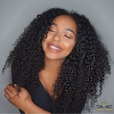 52 best curly extensions images on pinterest curls curly clip ins the beautiful shahdbatal wearing curly heaven extensions in the style sambi in 18 fandeluxe Gallery