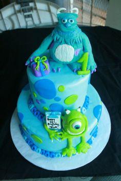 Monster & Co taart