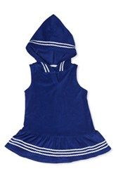 Hula Star Hooded TerryCover-Up (Toddler Girls & Little Girls)