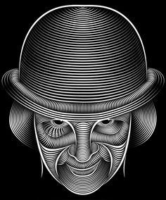 2012 by Patrick Seymour, via Behance