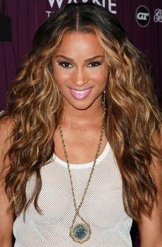 blonde ombre hair on black women | para mim é tudo bem parecido, no incio quando apareceu o Ombré Hair ...