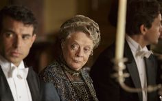 Is her role in Downton Abbey Maggie Smith's finest creation? | Telegraph