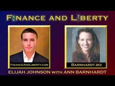 : OBAMA INTENDS TO COLLAPSE US ECONOMY - Ann Barnhardt   I think our representatives are doing a great job of letting him do just that too.  Either they are for us or against us.  Where are the balls on these people?!
