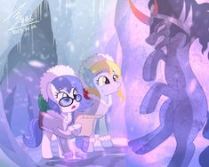 MLP Discovery by 0Bluse on DeviantArt