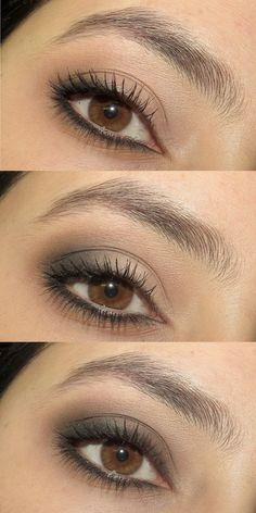 Rachel Shuchat Makeup: reverse smokey, half a smokey, smokey (3 tutorials)
