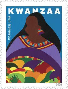 The 2016 Kwanzaa Stamp