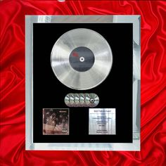 Eminem Revival CD Multi Platinum Disc Record Vinyl LP Award Display