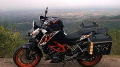 What modifications would you carry out on your KTM Duke 390? - Page 8