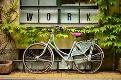 Bike, Bicyklov, Rastliny, Hrnce