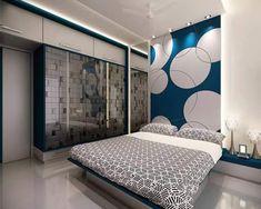 Door Design Modern Leminet Ideas For 2020 Bedroom Cupboard Designs, Wardrobe Design Bedroom, Luxury Bedroom Design, Bedroom Bed Design, Bedroom Furniture Design, Bedroom Tv, Master Bedrooms, Apartment Interior, Home Interior