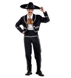 Kostüm Mexikaner ... gesehen bei www.karneval-feuerwerk.de