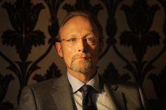 suevertue: Sherlock's new nemesis -  introducing Lars Mikkelsen as Charles Augustus Magnussen. 07/29/2013