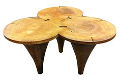 Triple Cone Coffee Table on OneKingsLane.com
