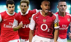 Arsenal's greatest Premier League XI: Who makes the cut?