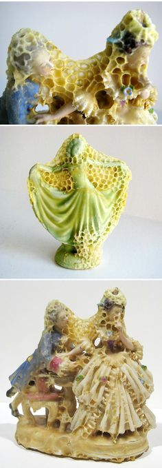 AGANETHA DYCK - a collaboration with honeybees <3