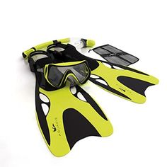 Looking for High-Quality Gear for Safe and Easy Snorkeling? – An Aquadis Snorkeling Gear Package is all you need to have a great snorkeling experience. It includes a mask, snorkel, fins, and a travel bag. – The Aquadis Mask comes with a single front lens that is made of tempered...