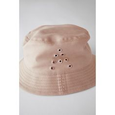 1e484dacfe8bcf #AcneStudios Buk is a heavy cotton twill bucket hat. Pigs, Acne Studios,