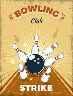 Free Sports Bowling Clipart Clip Art Pictures Graphics 2