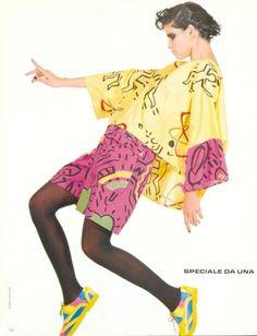 Vogue Italia 1985