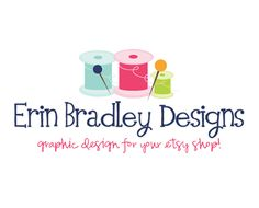 Sewing Fun Premade Business Photography Logo Design