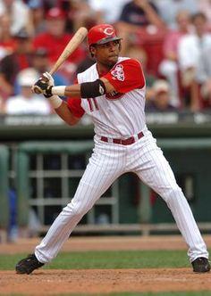Barry Larkin, the reason that I love baseball and the Reds.
