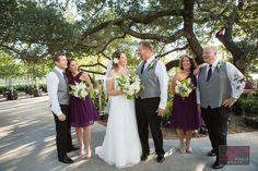 The Bridal Party Oklahoma Wedding, Exotic Plants, Bridesmaid Dresses, Wedding Dresses, Perfect Place, Greenery, Wedding Decorations, Bridal, Garden