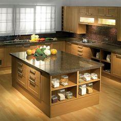 Kitchen Island, Grande, Home Decor, Kitchens, Interiors, Home, Projects, Island Kitchen, Interior Design