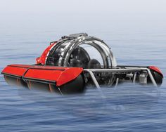 Five Person Exploration Submarine - Start your undersea adventure right now!