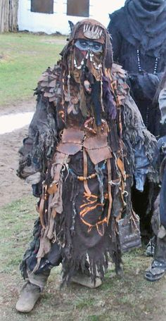 Drachenfest LARP orc jewerly